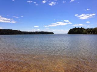 Kentucky Lake Hillman Ferry