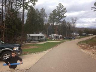Johnsons Shut Ins State Park Campground