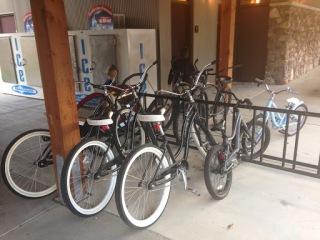 Johnson Shut Ins's State Park Bike Rentals