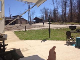 Johnson Shut Ins State Park Campground