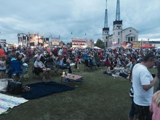 New Town Ribfest 2015