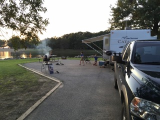 Coles Creek Campground