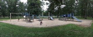 Coles Creek Campground Playground