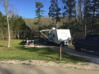 Johnson's Shut In's Campground