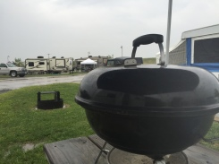 Rainy Day Grilling